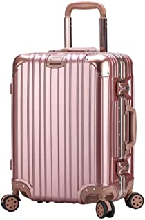 NJC Suitcase 20 Inch Universal Wheel Men and Women Suitcase Business Boarding Passcode Suitcase Trolley Case