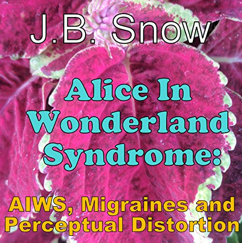 Alice in Wonderland Syndrome audiobook cover art