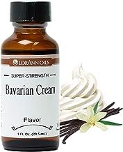 LorAnn Bavarian Cream Super Strength Flavor Flavor, 1 ounce bottle