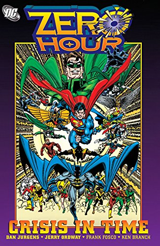 Zero Hour: Crisis in Time (Zero Hour (1994)) (English Edition)