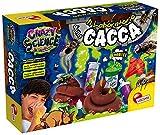 Liscianigiochi - Crazy Science El Laboratorio de la Caca - Juego Educativo, Multicolor, 84319