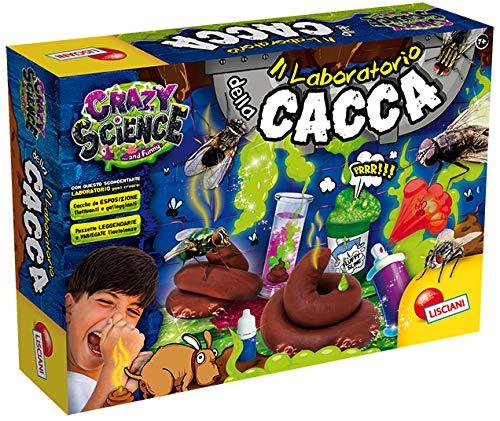 Liscianigiochi - Crazy Science Das Labor der Jacke Lernspiel, Mehrfarbig, 84319