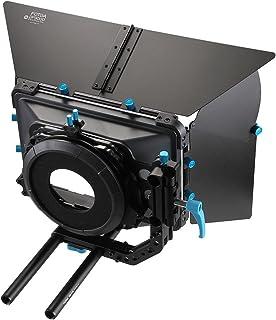 FOTGA DP3000 M3 DSLR gunga bort matt låda mattlådkit med universallinsmonkset för alla kamerariggar med 15 mm stavsystem