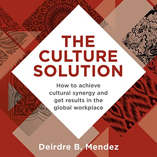 The Culture Solution cover art