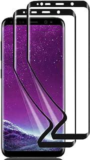 Galaxy S9 Plus フィルム【2020改良】今年最先端TPU材【ディスプレイ指紋認証対応・3D全面保護・高感度・指紋防止・傷自動修復・ 取扱簡単 ・独創位置付け設計 】Galaxy S9 Plus docomo SC-03K au S...