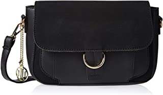 Inoui crossbody bag for women-BJX9916A-Black