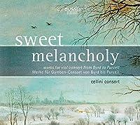 Sweet Melancholy - Werke fur Gamben-Consort