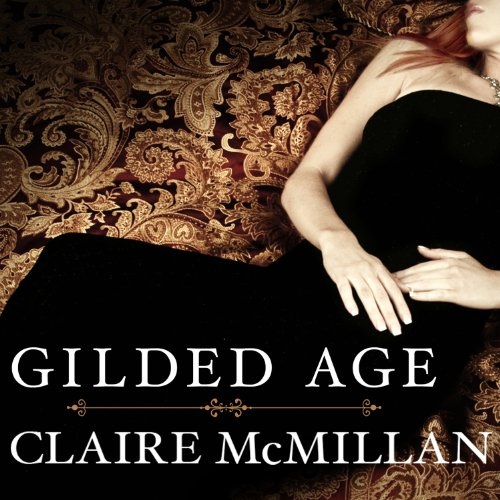 Gilded Age audiobook cover art