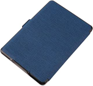 Magnetic Pu Leather Protective Case Cover Skin For Kindle Paperwhite 3 1 2 Anti-Dust Impact Protective And Scratch-Resista...