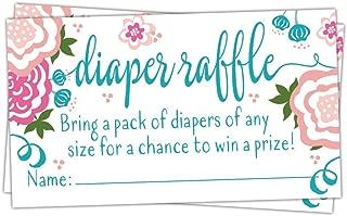 diaper raffle sign