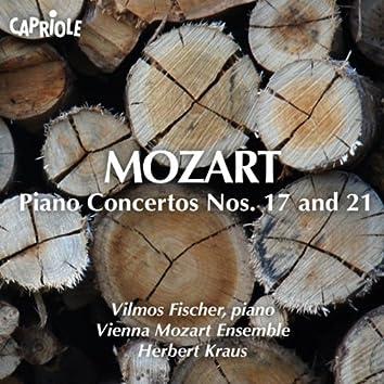 Mozart, W.A.: Piano Concertos Nos. 17 and 21