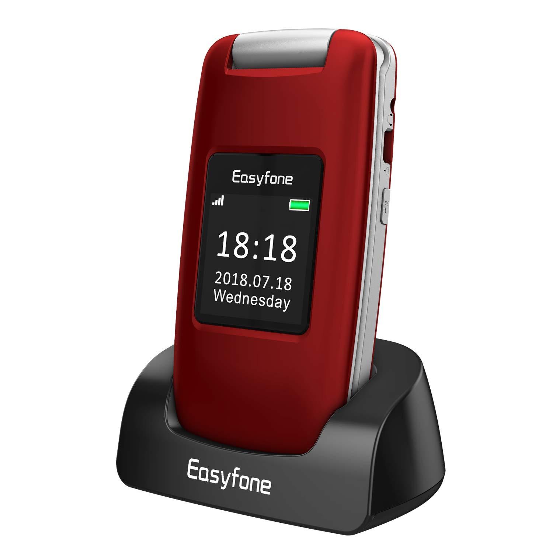 Easyfone Prime A1 Unlocked Compatible