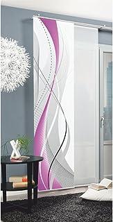 Home Fashion 87152 Carlisle - Panel japonés con impresión