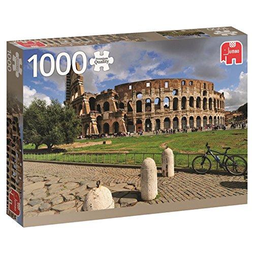 Jumbo 618551 - Puzzle de 1000 piezas, Colosseum - Rome