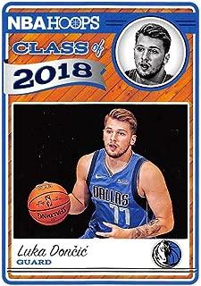 2018-19 NBA Hoops Class of 2018#3 Luka Doncic Dallas Mavericks Official Trading Card made by Panini