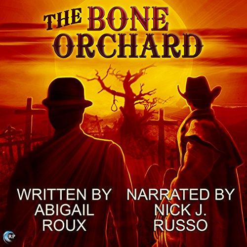 The Bone Orchard     My Haunted Blender's Gay Love Affair, and Other Twisted Tales, Book 1              De :                                                                                                                                 Abigail Roux                               Lu par :                                                                                                                                 Nick J. Russo                      Durée : 3 h et 20 min     Pas de notations     Global 0,0