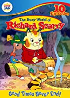 Busy World of Richard Scarry: Good Times Never End [DVD] [Import]