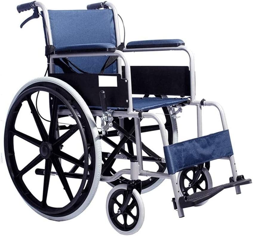 Transport Wheelchair Folding Portable People Max 56% Weekly update OFF Tra Old