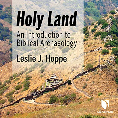 Holy Land copertina