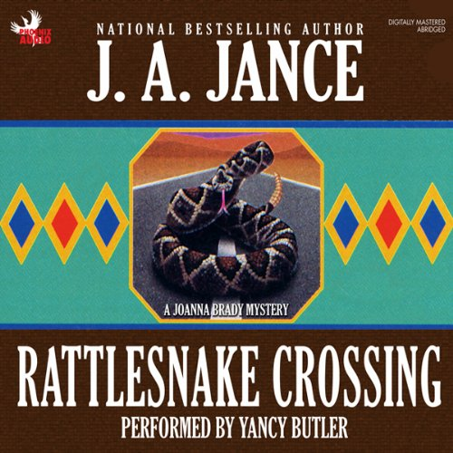 Rattlesnake Crossing audiobook cover art