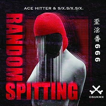 Random Spitting