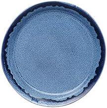ECOLOGY Shore Side Plate 22cm, Blue, EC16282