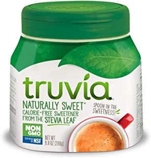 Truvia Natural Stevia Sweetener, 9.8 oz