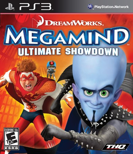 THQ Megamind: Ultimate Showdown, PS3