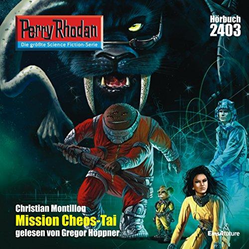 Mission CHEOS-TAI Titelbild