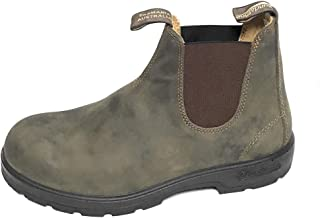 Blundstone Unisex Super 550 Series Boot,10.5, Rustic Brown