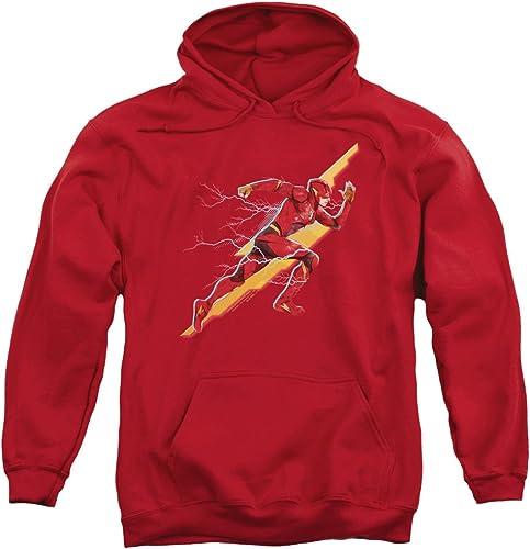Justice League Movie - - Sweat à Capuche Flash Forward pour Homme