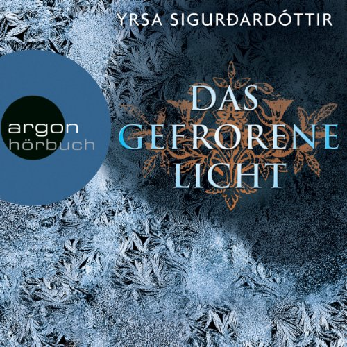 Das gefrorene Licht audiobook cover art