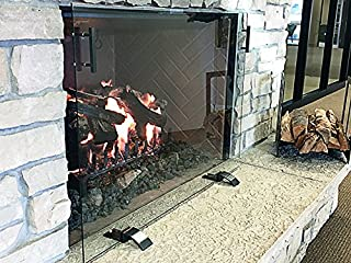 Best replacement glass doors for fireplace Reviews