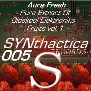 Pure Extract Of Oldskool Elektronika Fruits Vol.1