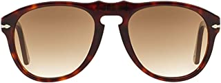 Luxury Fashion | Persol Mens PO06492451 Brown Sunglasses | Fall Winter 19