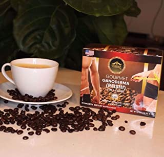 CAFÉ GANODERMA (REISHI) 4 in 1 Coffee