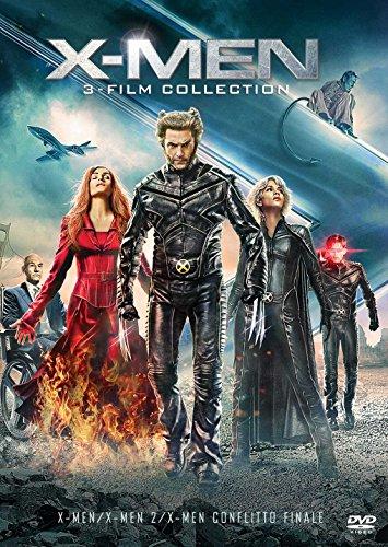 X-Men / X-Men 2 / X-Men - Conflitto Finale (3 Dvd) [Italia]