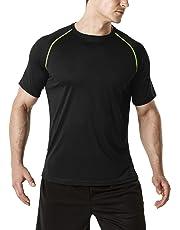 (テスラ)TESLA NEW! ハイパードライ ドライフィット 半袖 機能性 スポーツ Tシャツ [UVカット・吸汗速乾] MTS30・MTS40