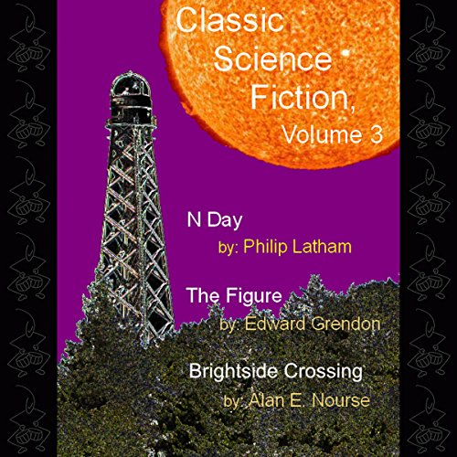 Classic Science Fiction, Volume 3 audiobook cover art