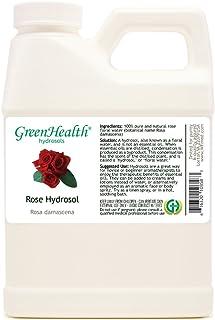 玫瑰纯露 100%纯,32 盎司 (946 ml) 美国直销