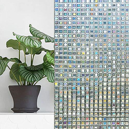 Preisvergleich Produktbild YOSICIK Wandaufkleber 45 * 100 cm Mosaikfliesen Küchentapete 3D Wandaufkleber Wohnkultur wasserdichte Badezimmer Dekorative Selbstklebende Küchenaufkleber