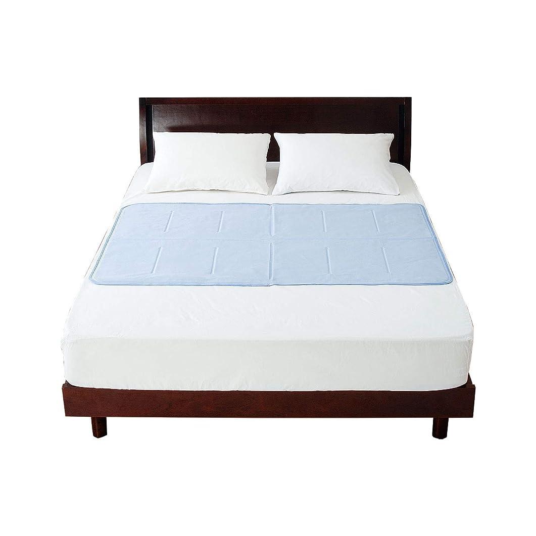 変成器暫定贅沢なEFFECT ひんやり クール COOL ジェルマット ソフト タイプ 冷たい 敷パッド 枕パッド 夏用