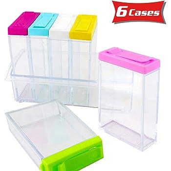 Lightweight Camping Spice-Jar Organizer Container Set Seasoning Box with Storage