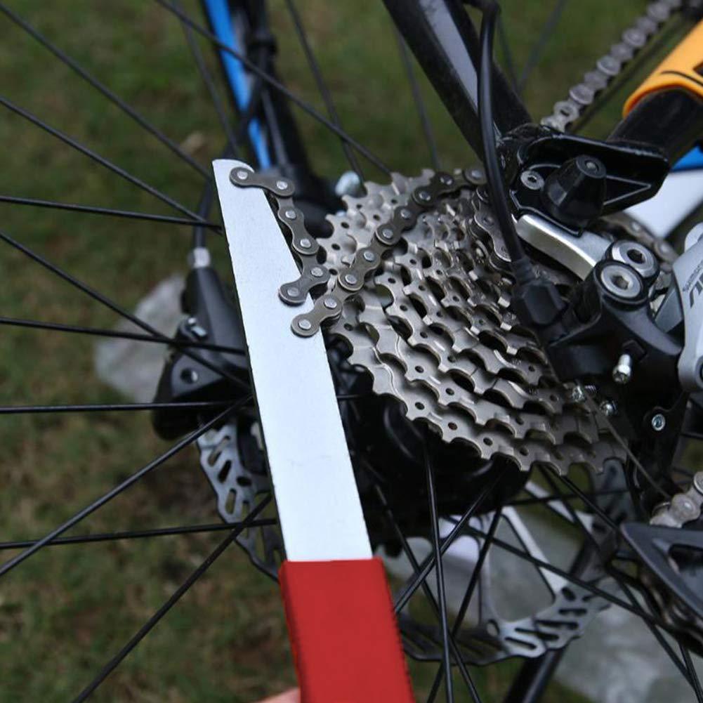 INTVN Llave de Cadena para Bicicleta con Extractor de Casete para ...