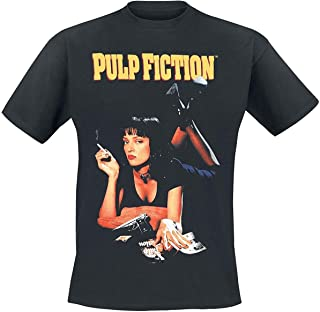 Pulp Fiction - Clásico Poster - Hombre Oficial T Shirt