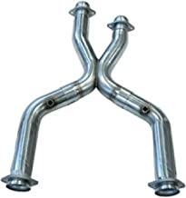 Kooks 11203160 X-Pipe (99-04 Ford Mustang GT/Cobra 3in In x 3in Race Out Off Road SS)