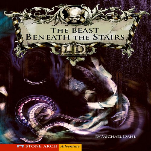 Beast Beneath the Stairs audiobook cover art