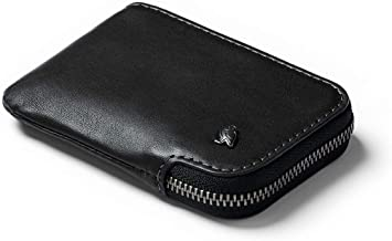Bellroy Leather Card Pocket Wallet (Max. 15 cards and bills)