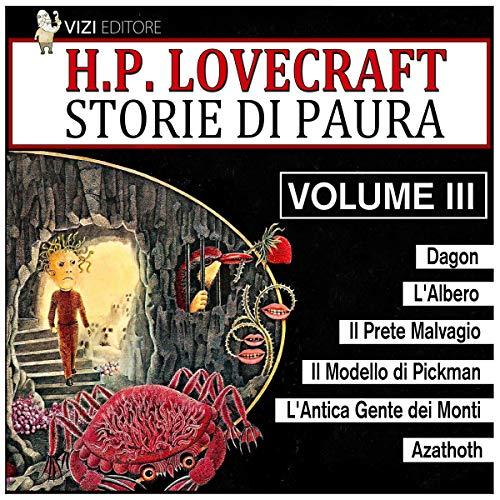 Storie di paura 3 copertina