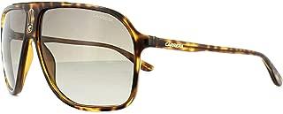 Carrera 6016 Square Aviator Sunglasses in Havana Brown 6016/S DWJ 62